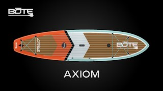 BOTE 2016 Axiom All Around, Fitness and Yoga Paddle Board