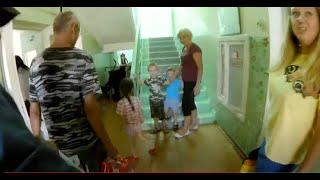 STETHEM & VICTORIA - Поездка в детский дом. Помогли вместе с подписчиками детскому дому