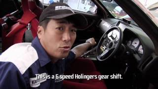 D1GP Nissan Skyline R34 Signal Drift .MP4
