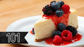 How to Make the Creamiest Cheesecake