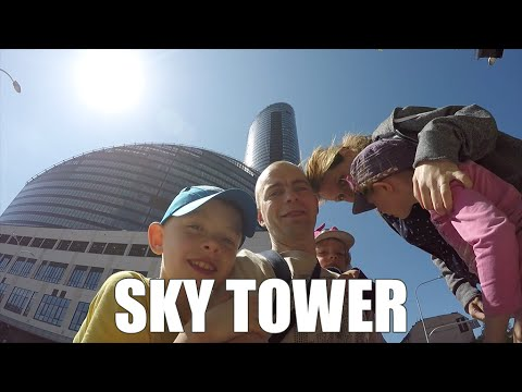 Sky Tower - Highest building in Poland