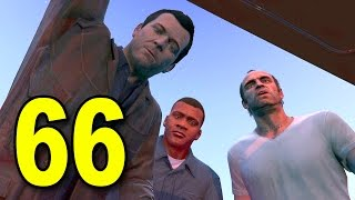 Grand Theft Auto V First Person - Part 66 - Deathwish Ending (Option C) (GTA Walkthrough)