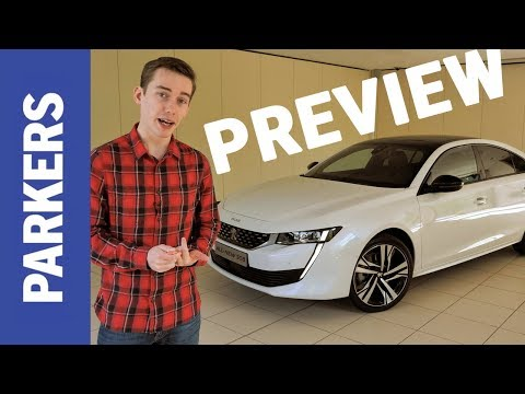 2018 Peugeot 508 — Preview