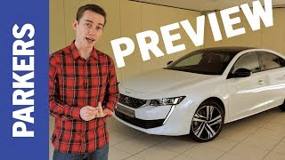 NEW 2018 Peugeot 508 — Preview