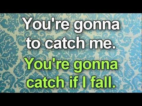 Cheryl Cole- Parachute [Lyrics] HD