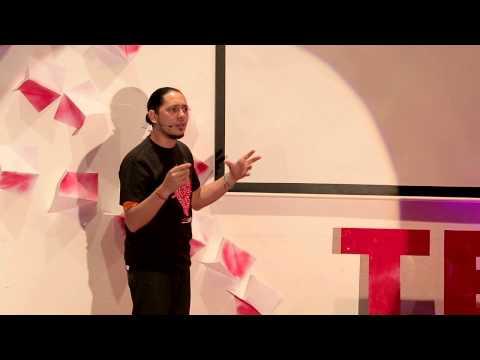 Estigas -- the place of creativity   Ondjaki   TEDxLuanda