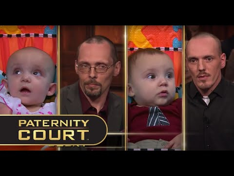 Husband Fathers One Twin, Boyfriend Fathers Other Twin (Full Episode) | Paternity Court