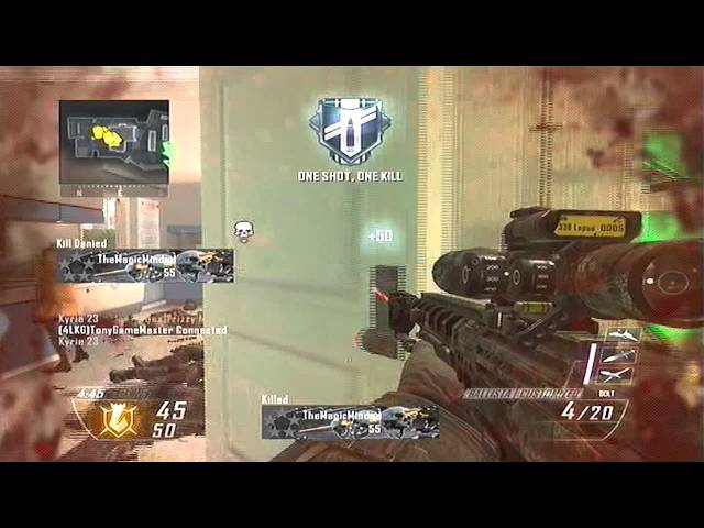 Black ops 2 Quality Test