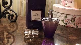 Abriendo fragancias/ Avon Rare Amethyst reseña