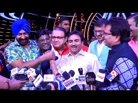 Taarak Mehta Ka Ooltah Chashmah Full Cast On Indian Idol 2018