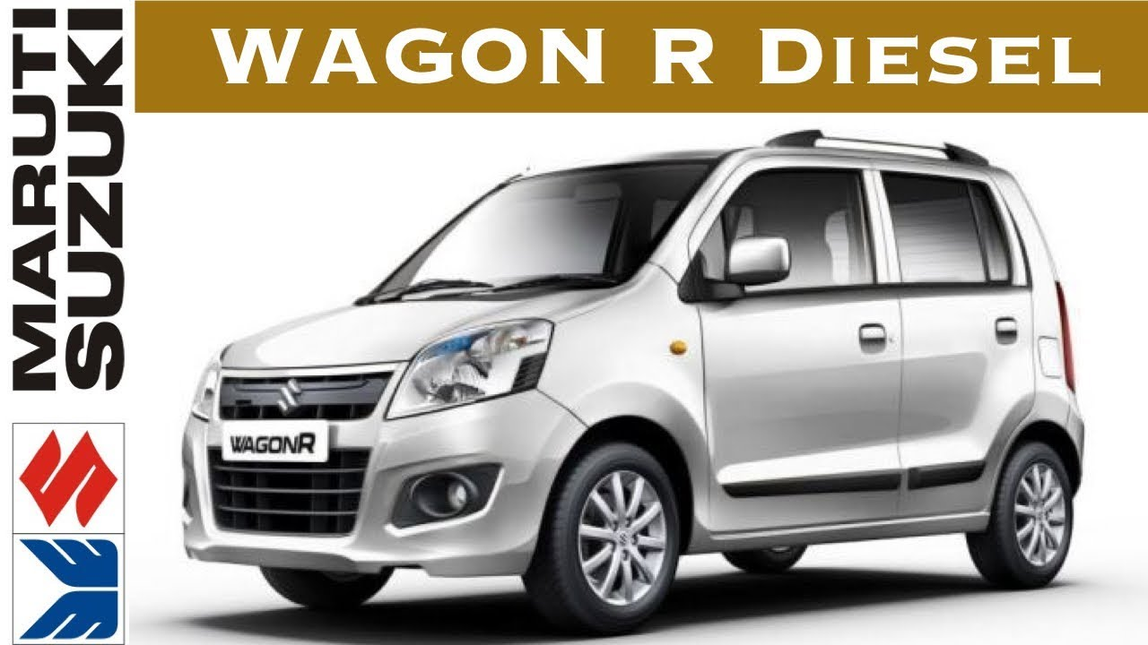 Maruti Wagon R Diesel First Look Launch Features Price And Detailed