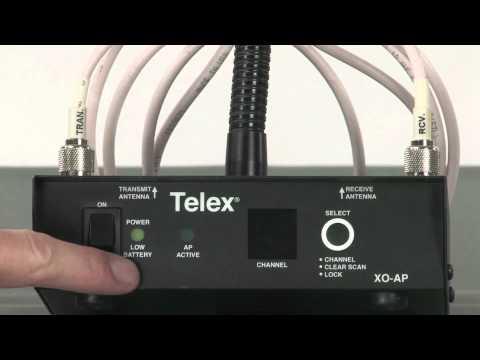 matching Antena Telex 2Meter Band dengan Anritsu analizer