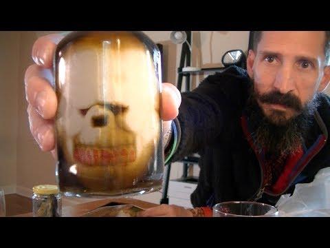 Creepy Specimen Jars Tutorial - 3 Easy Ways To Make Creepy Jars