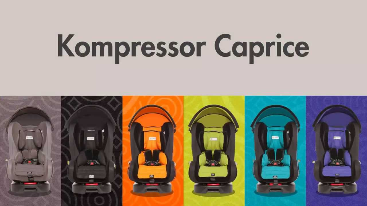 Infa Secure Kompressor Convertible Car Seat Baby Mode Australia ...
