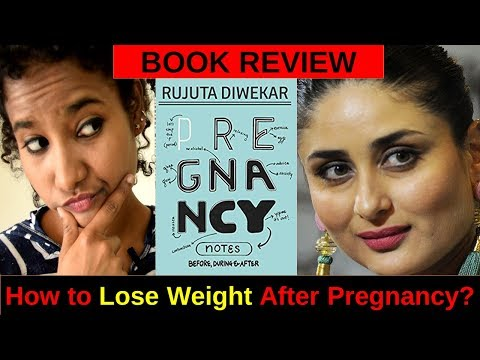Kareena Kapoor's Pregnancy Notes | Rujuta Diwekar | Book Review #22