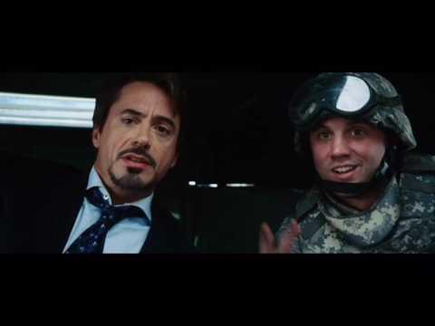 Iron Man Opening