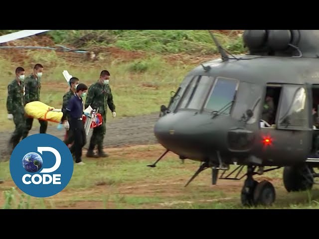 How Dangerous Was the Rescue Operation? - Operation Thai Cave Rescue [1/7]