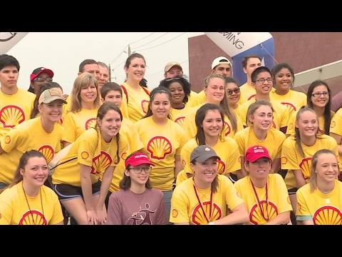 Công viên Shell Deer: Những bước tiến cho các trường học Fun Run