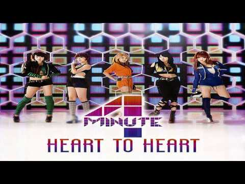 [MP3 DL] 4Minute - Heart to Heart