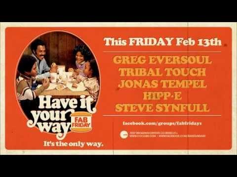 FAB Friday - Milk Bar - Fri Feb 13th - Denver CO