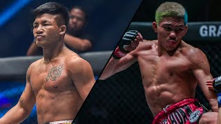 Rodtang vs. Petchdam III | All Wins In ONE Championship