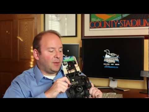 Motorized Camera Slider - JuicedLink Slider - DSLR Camera Slider