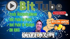 Earn Bitcoin by Watching YouTube Videos on BitTube