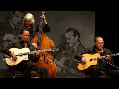Rosenberg Brothers with Christiaan Van Hemert Performance Sept 24, 2016 DFNW with x-fades