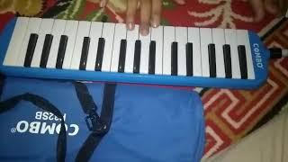 Good bye days, latihan pianika