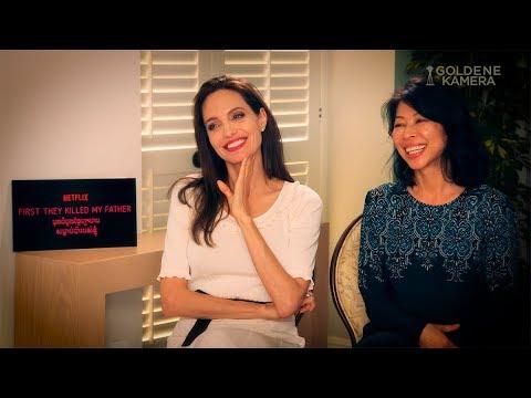 """""""Der weite Weg der Hoffnung"""": Angelina Jolie und  Loung Ung im Interview"""