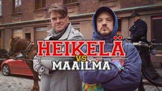 Zapętlaj Heikelä vs. Maailma: Pyhimys   UnibetFinland