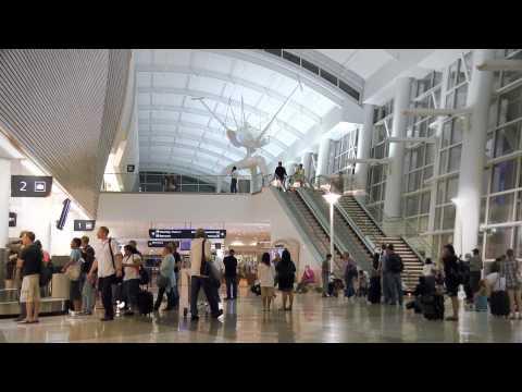 San Jose International Airport: High-Tech Art for a High-Tech Hub.mov