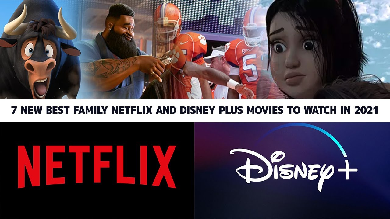 20 New Best Netflix and Disney Plus Movies to watch in 20 with ...