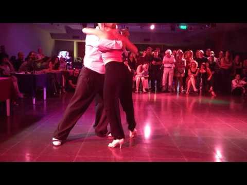 Horacio Godoy and Noelia Hurtado performance 1/2