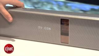 Samsung HW-F751 tube-amplified soundbar: totally tubular