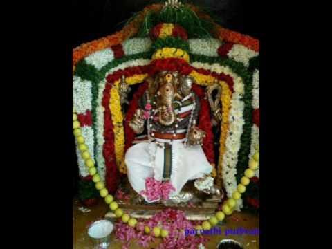 Ganapathi needalu abhaya karyagalella vijaya.....
