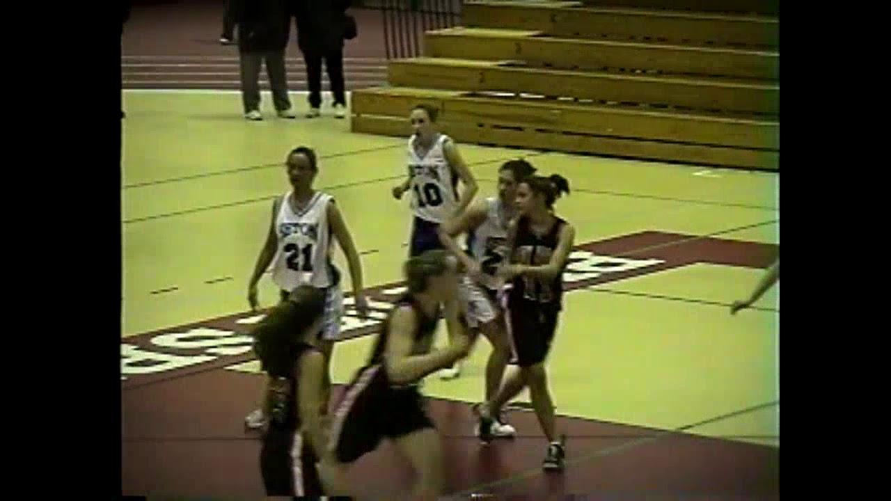 Seton Catholic - Tupper Lake Girls C S-F  2-21-03