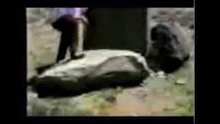 Ark Discovery:  Ron Wyatt in Zedekiah's Cave