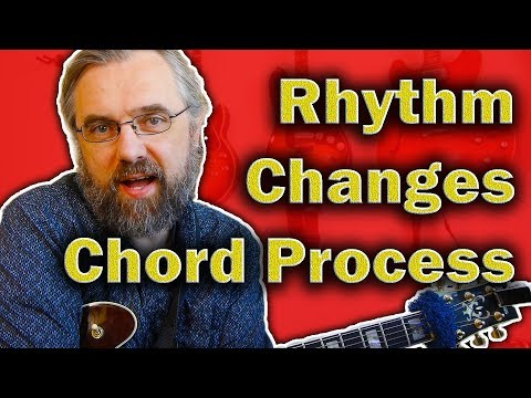 Rhythm Changes Chords - Hidden in the Easy Chords