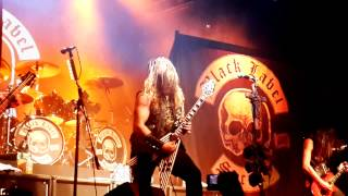 Black Label Society - Damn the Flood / Solo (Groove, Bs As, Argentina 13-08-2014)