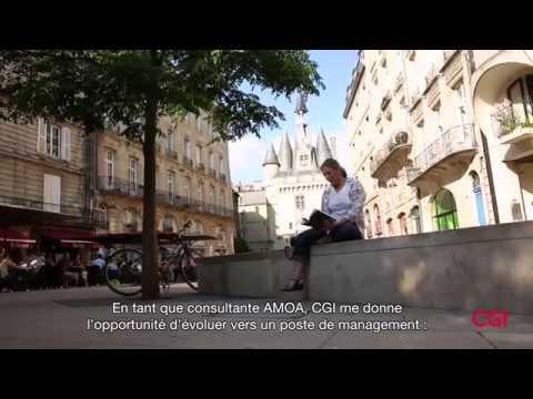 Métiers CGI – Consultant AMOA