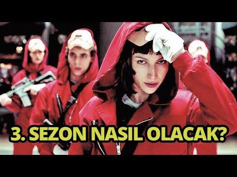 LA CASA DE PAPEL 3. Sezon İSTANBUL'da mı...