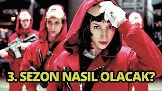 LA CASA DE PAPEL 3. Sezon İSTANBUL'da mı geçecek?