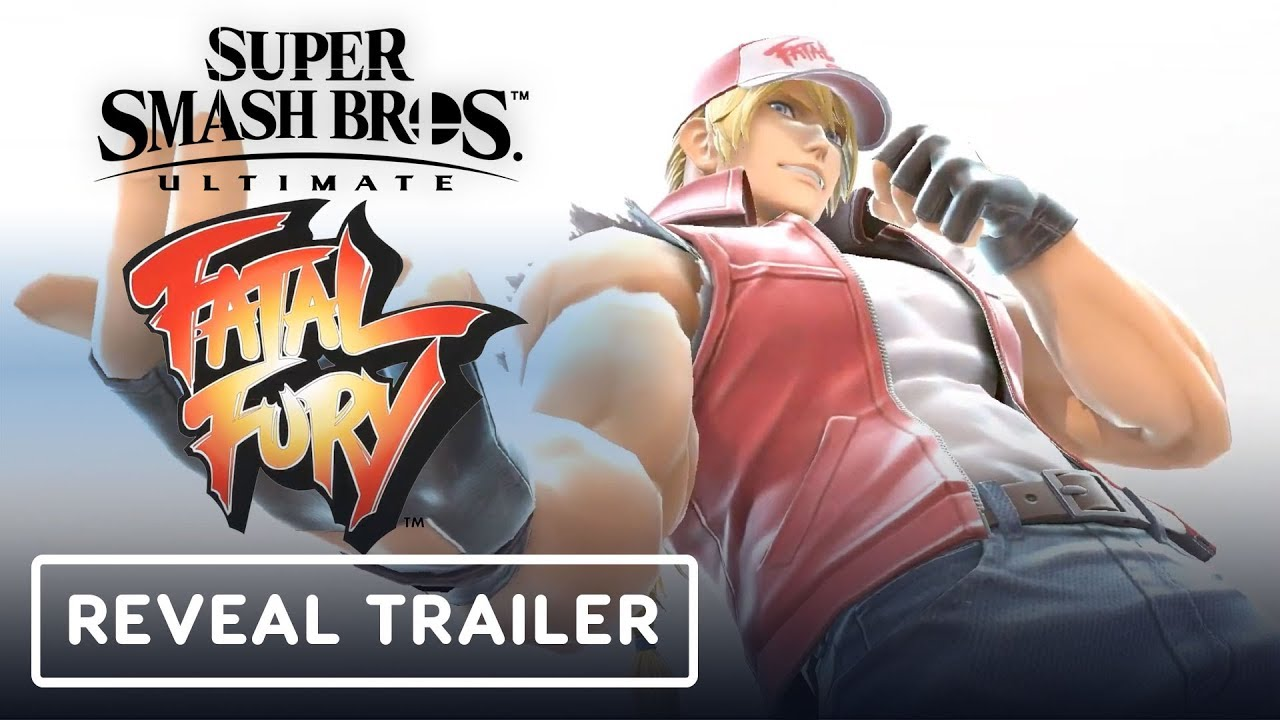 Super Smash Bros. Ultimate gets Fatal Fury's Terry Bogard as next DLC fighter
