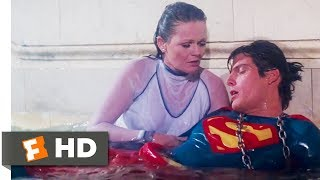 Superman (1978) - Saving Superman Scene (7/10) | Movieclips