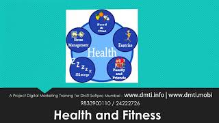 Health and fitness course i healthy lifestyle for beginners