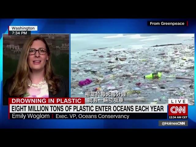 塑膠是一把雙面刃,使用前需要閱讀說明書~《世界海洋日特輯:塑膠真相》 6月8日,週一 晚間10點首播。