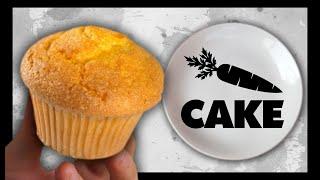 J'ESSAYE LES LÉGUMES EN DESSERT - CARROT CAKE #1