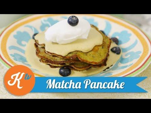 Resep Matcha Pancake   ADINDA HARSONO