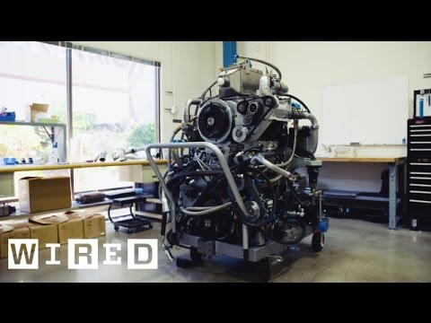 We Might Save the Internal Combustion Engine by Flipping It on Itself